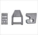 Double Acting Hinge Kit / Side Gate Latch Kit